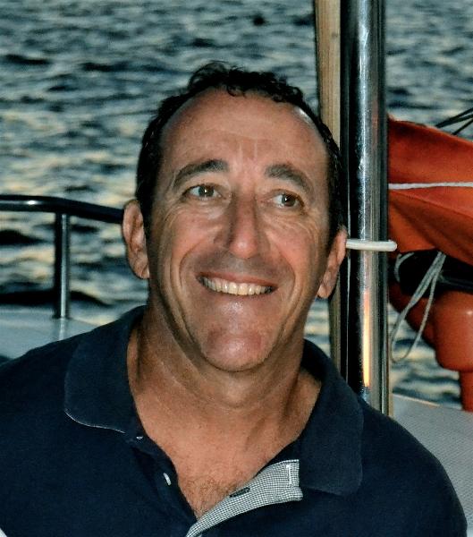 Jacky Péan - skipper Sail Paradise - Croisière aux Antilles