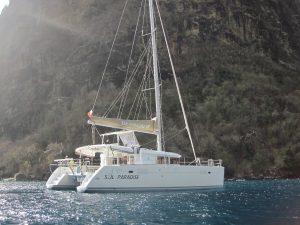 Bateau - Sail Paradise - Croisière aux Antilles en Catamaran