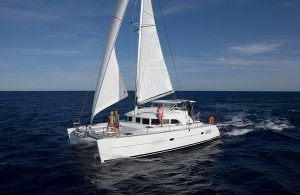 Lagoon 380 - Location de catamaran - Sail Paradise
