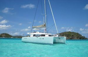 Lagoon 450 - Location de catamaran - Sail Paradise