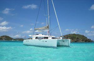 Lagoon 450 - Location de catamaran - Sail Paradise