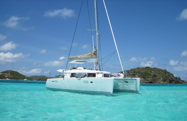 Lagoon 450 - Sail Paradise