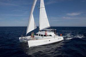 Nos croisières - Sail Paradise - Croisières aux Antilles