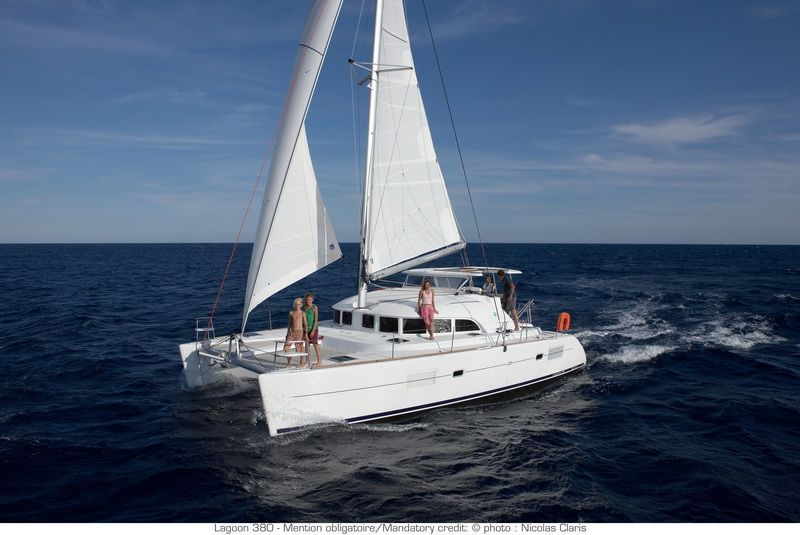 Catamaran-Antilles