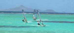 Planche à voile - Sail Paradise