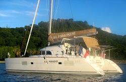 Lagoon 380 version3 cabines - Sail Paradise - Croisières aux Antilles