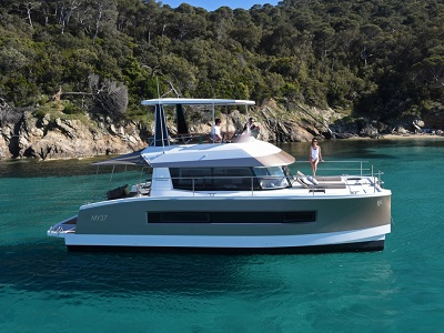 Foutaine Pajot MY37 - Sail Paradise