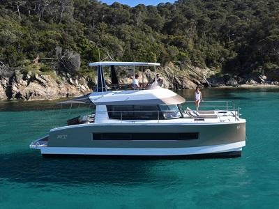 Foutaine Pajot MY37 - Sail Paradise