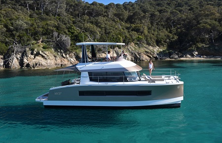 MY37 Fountaine Pajot version 3 cabines