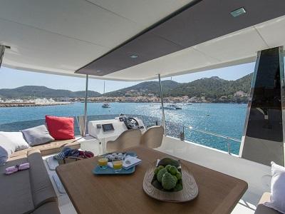 Pont MY37 - Sail Paradise - Croisière aux Antilles