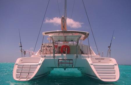 Catamaran Equilibre - Sail Paradise