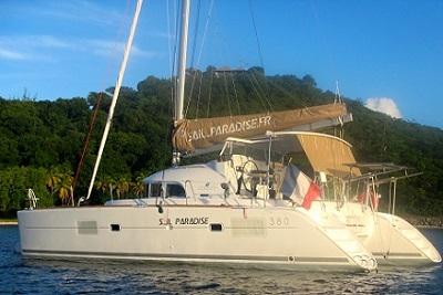 Catamaran Harmony - Sail Paradise