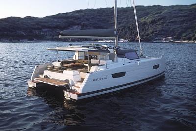 Astréa 42 - Sail Paradise - Croisière Antilles