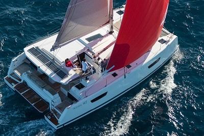 Catamaran Astréa 42 - Sail Paradise