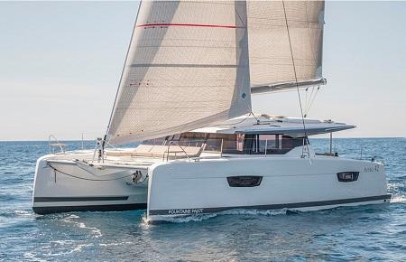 Astréa 42 - Sail Paradise